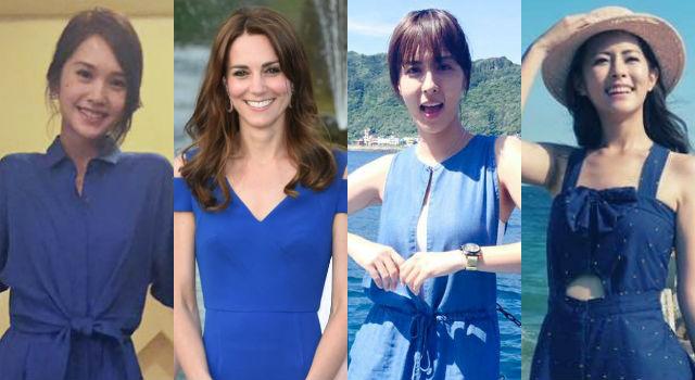 不只凱特王妃瘋這款!楊丞琳、任容萱、魏蔓也成「皇室控」