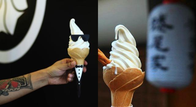 「蜷尾家」霜淇淋在台中!快閃2個月還有毎週「台中限定」口味