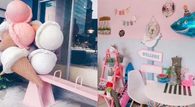 網友瘋狂打卡!全台最夢幻爆紅繽紛甜點店