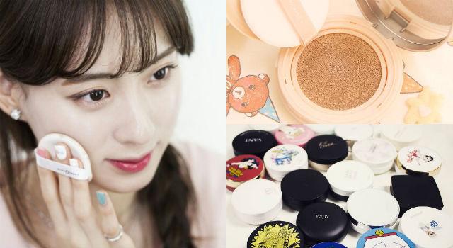 別讓氣墊粉餅變成「細菌培養皿」!化妝品化學師:這些使用習慣最傷膚!