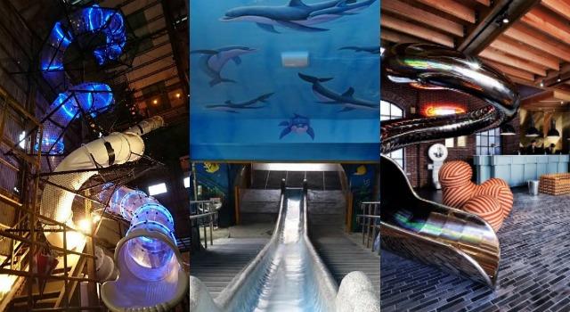 溜滑梯也搞「成人限定」?全球首創、地表最潮…台灣人超狂創意無極限!