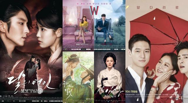 韓劇迷必收藏!2016下半年追劇強檔重點搶先看