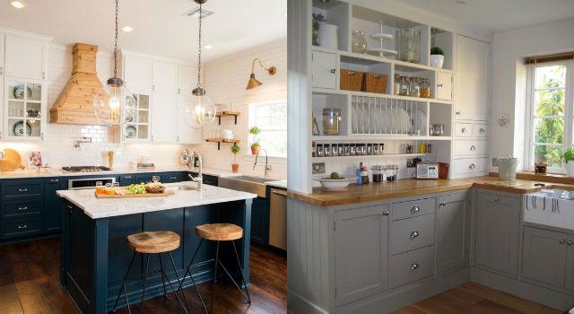 超強空間改造術!教你如何省錢讓小廚房瞬間升級兩倍大