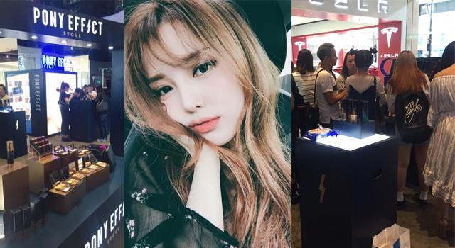 百貨週年慶提袋率最高就它了!韓國PONY EFFECT快閃店買什麼最內行?