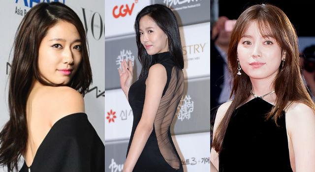 大膽裸背已成紅毯「潛規則」?韓女星性感肉搏尺度無極限!