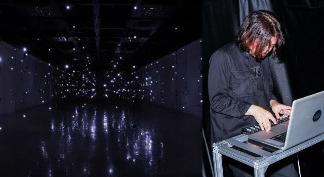 一個空間、二個世界!聲音藝術家王福瑞裝置藝術華山迷幻開展