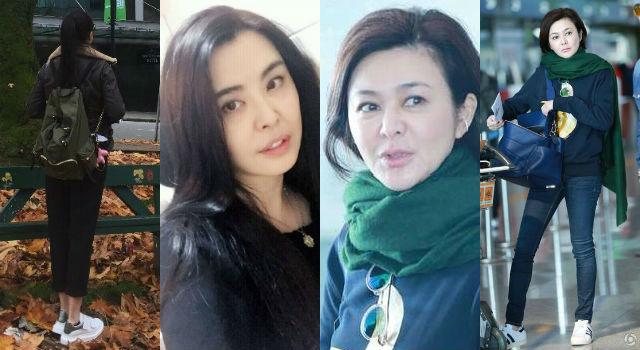 王祖賢、關之琳搶當「老俏妞」!潮服上身竟贏過20代女星?
