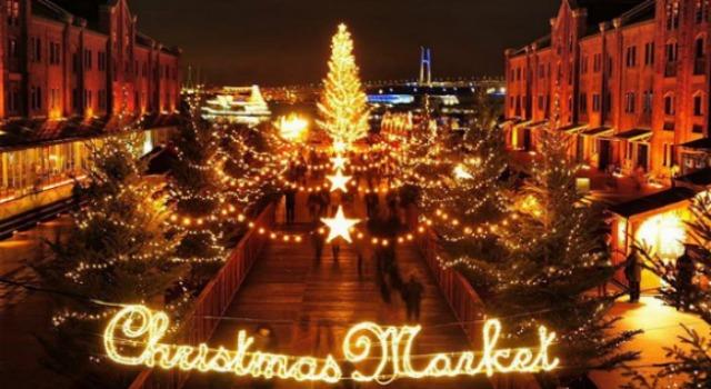 耶誕行程即將開跑!繽紛光雕秀、德式歡樂市集…台日3大耶誕城限定登場啦