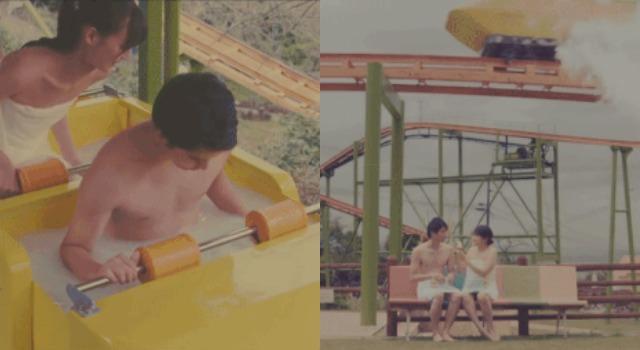 只圍一條浴巾搭雲霄飛車!日本第一座全裸溫泉樂園即將誕生?
