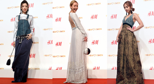 亞洲最大H&M西門町開幕!謝欣穎掃悔婚陰霾甜喊:我會很棒的!