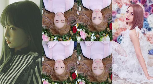 韓系「奶茶色」染髮範本!潔西卡薰衣草、太妍抹茶、鬼鬼乾燥玫瑰通通美翻了