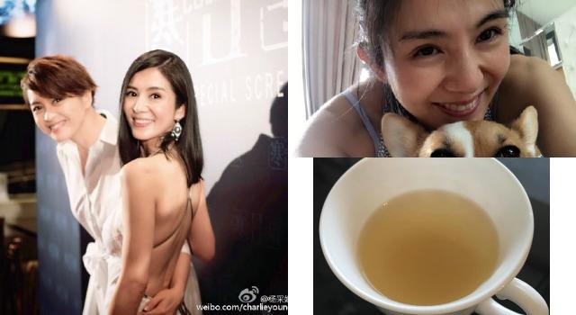 42歲楊采妮懷孕喝薑水美出幸福光!中醫師:這些人別吃薑(內附中醫師薑茶秘帖)