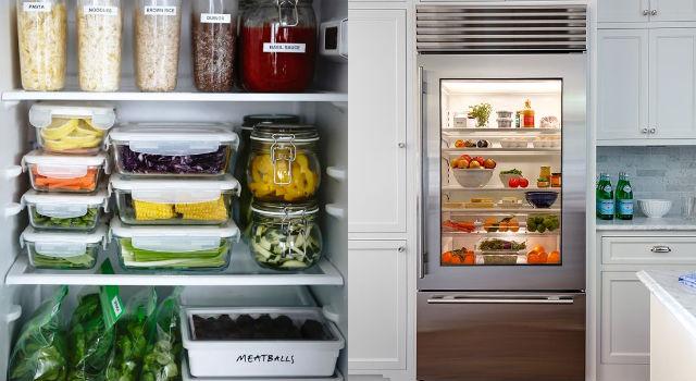 冰箱內「這裡」冷藏效果最差!極省空間和避免食物過期的收納技巧是...