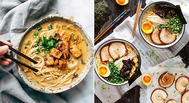 濕冷的天氣用熱騰騰拉麵暖胃最幸福!盤點日本必吃5家人氣拉麵,沒吃過別說你去過日本!