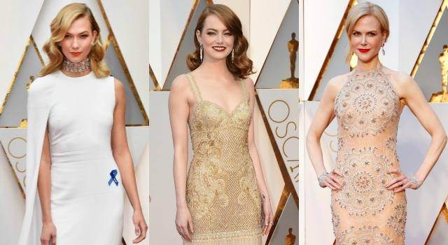 奧斯卡紅毯最美就是她!擊敗女神狂掃鎂光燈的搶鏡女王是…