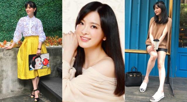 一日穿搭近130萬!國標女王劉真「樂透系」精品風格實在太狂啦!