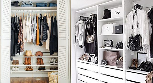 防蟲劑要放最上方才有用!收納季節衣物的5大密招,衣服發霉變形全都輕鬆解決