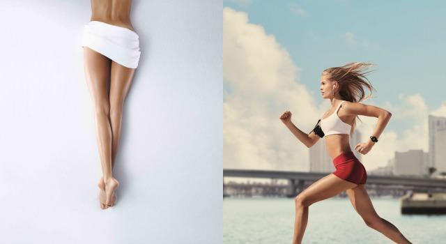 小腹大腿怎麼瘦?教練:擦完瘦身霜再做「這些」運動凸出肥肉自動瘦下