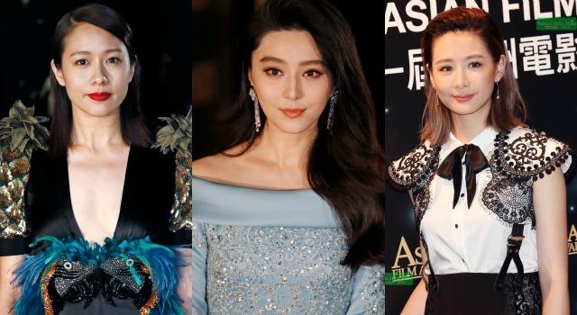 凸腹、肥臂、粗腿現形好慘烈!亞洲電影大獎紅毯竟成「顯胖女王」爭奪戰?