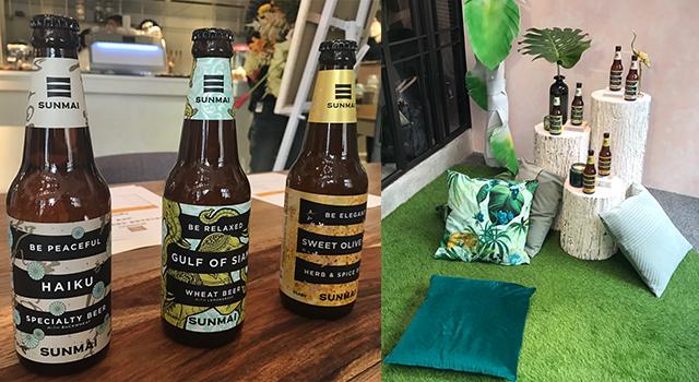 姐喝的不是酒是鄉愁!充滿濃濃台灣味的桂花釀啤酒限量2.5萬瓶,只有這家超商買得到