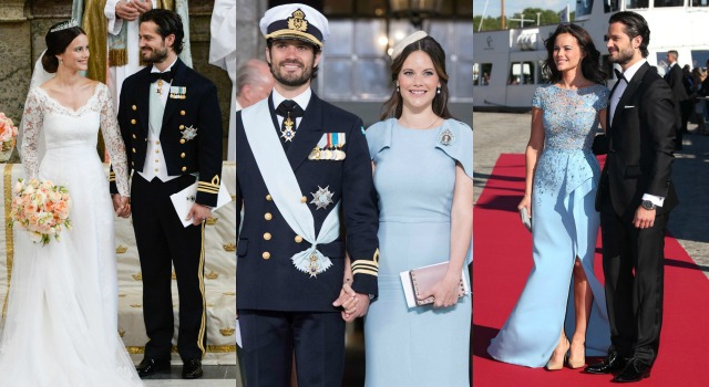 凱特王妃勁敵出現了!瑞典皇室蘇菲亞王妃懷孕一樣美到不科學