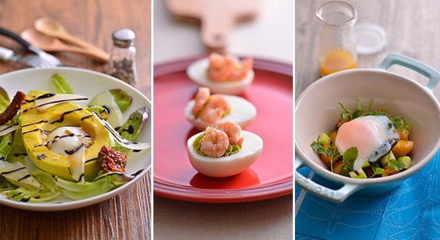 減肥居然可以吃這麼好!法國型男名廚: 不發胖「蛋」食譜吃出增肌力!