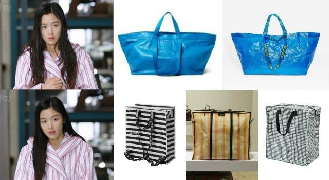 除了價差2268倍的購物袋,「巴黎世家」跟IKEA相似的設計單品竟然這麼多...