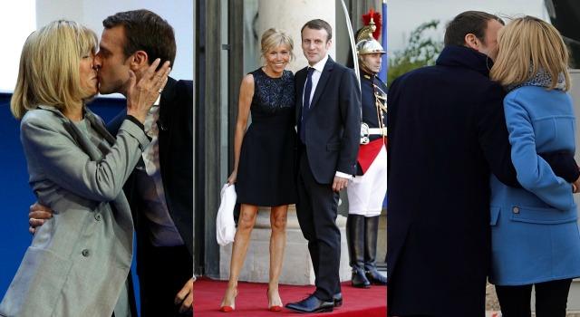 63歲法國第一夫人「差24歲姐弟戀」太傳奇!讓馬克宏最無法抗拒的熟女魅力原來是...