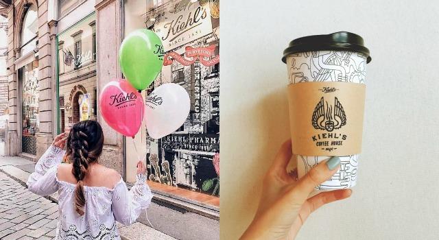 為什麼保養品老牌賣起咖啡了?全球第一家KIEHL'S咖啡店六月中登台!