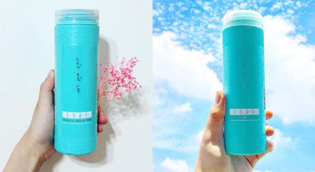 瓶裝奶茶又出新招!超夢幻「蒂芬妮藍」瓶身一上架就在IG瘋狂洗版