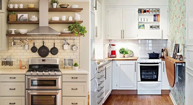 廚房坪數再小也不擁擠!4個收納技巧讓廚房空間秒變大