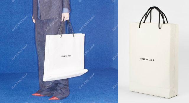 3萬5千元「名牌紙袋」秒殺賣完!最狂精品巴黎世家再推高級打火機、透明雨衣