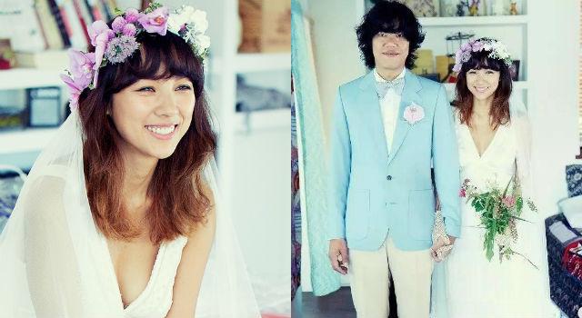 不辦奢華婚禮反而更令人羨慕!韓性感女王李孝利絕美婚紗便宜到驚人!