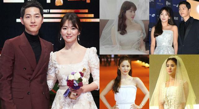 35歲宋慧喬成最美準新娘!女神偏愛的婚紗、禮服款式原來是...