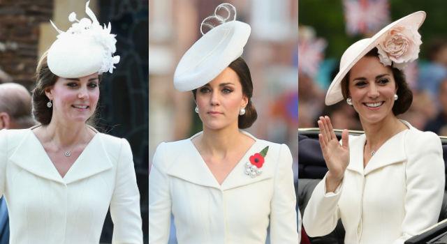 凱特王妃「重複穿搭」從不失手!皇室時尚加分秘訣藏在...