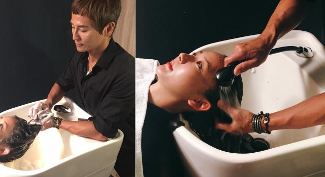 頭髮毛燥、燙染髮質差怎麼辦!髮型師:「繞著洗頭」髮質才會順!