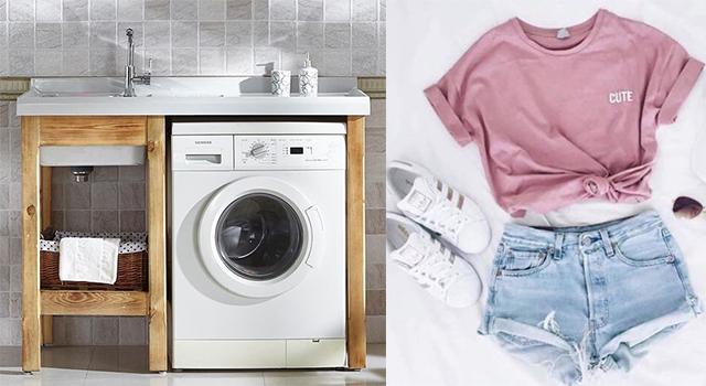 衣物用手洗比較乾淨?家事達人:「一招」讓洗衣機也可以去除頑固髒汙