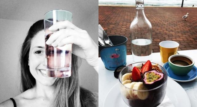 42歲婦人改變喝水方式後,黯沉黑眼圈淡化!營養師透露:「喝對水」皮膚真的會變好!