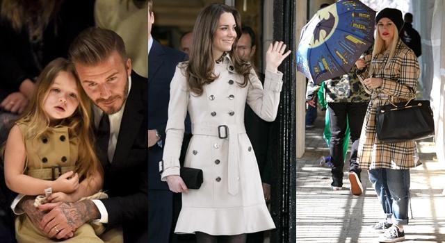 是時候入手一件了!凱特王妃、貝嫂...大明星都在穿的3種風衣搭配法