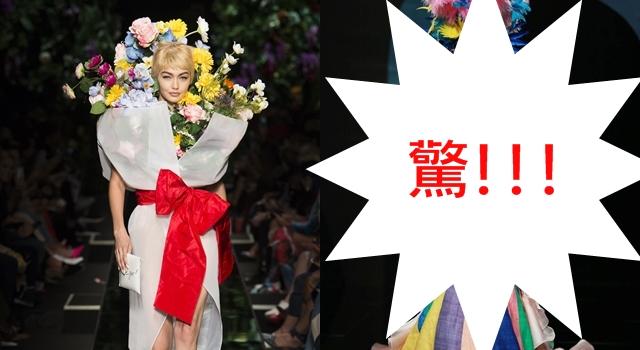 中國時裝週抄襲?設計師與模特兒群魔亂舞走台步,網友批:太恐怖了!