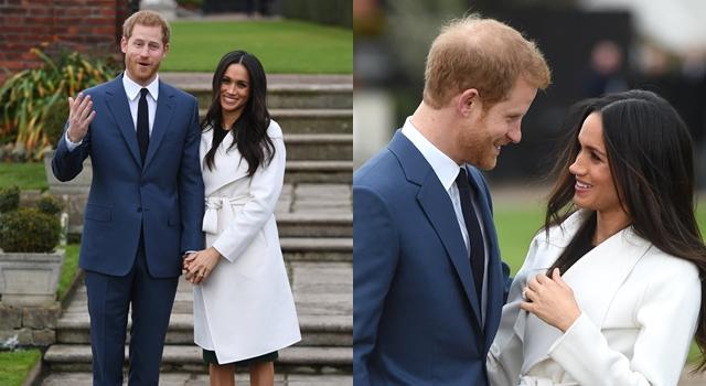 準英王妃馬克爾訂婚白色大衣被熱搜!品牌網站瞬間灌爆掛點、根本買不到!