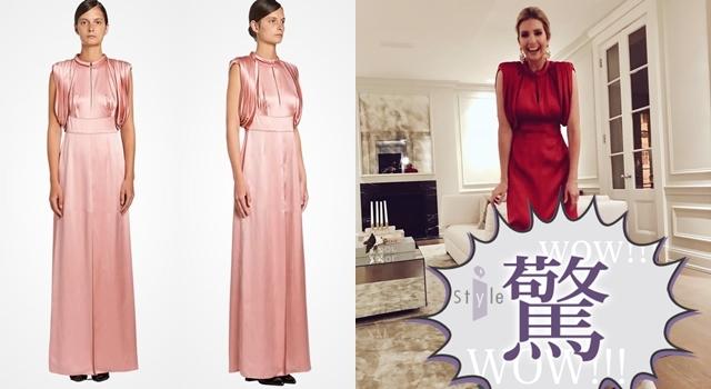 美國第一千金伊凡卡又挨轟!時尚咖的她玩弄禮服還做了「這件事」⋯
