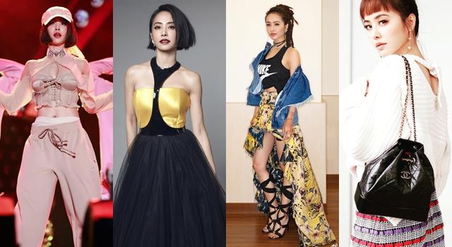 盤點呸姐蔡依林2017時尚造型!究竟做了什麼?這一年「變化」這麼大...
