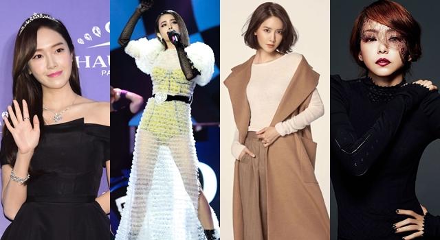 2018跨年全亂了?蔡依林、韓女神潔西卡…人氣時尚天后在哪倒數讓人意想不到!