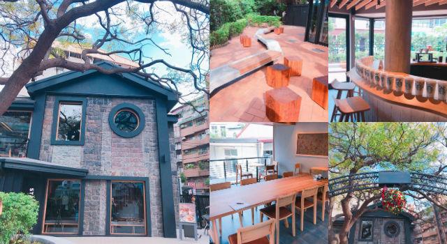 星巴克全台最美露天座位在這!歐式花園、玻璃天井美到讓人捨不得離開!