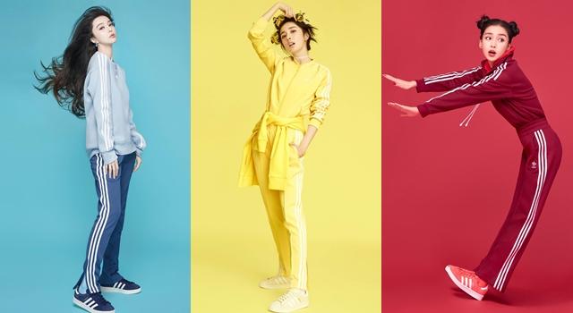 范冰冰、楊冪...都愛穿搭玩顯色!春夏「運動色」#Hashtag非紅黃藍不可!