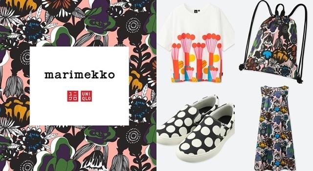 UNIQLO x Marimekko 聯名系列3月台灣發售!春天印花全系列一次看完