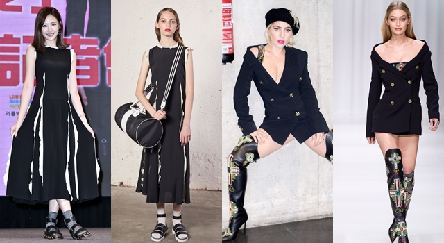 【時尚前後台Top 5】朴信惠白襯衫配窄裙!卻不小心變成「上班女郎」?