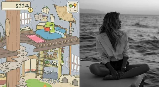 手機app遊戲「旅行青蛙」爆紅!意外反應現代人內心的4種渴望…