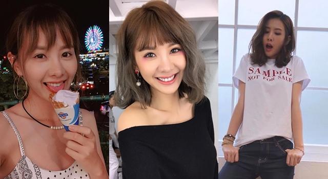 網友都在瘋「安心亞鬈」!她的髮尾、劉海藏了這些好看細節...